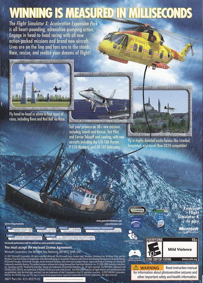 microsoft flight simulator x deluxe keygen