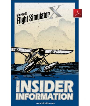 Flight Simulator X Manual
