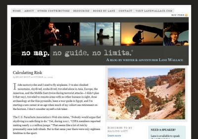 Lane Wallace's Blog